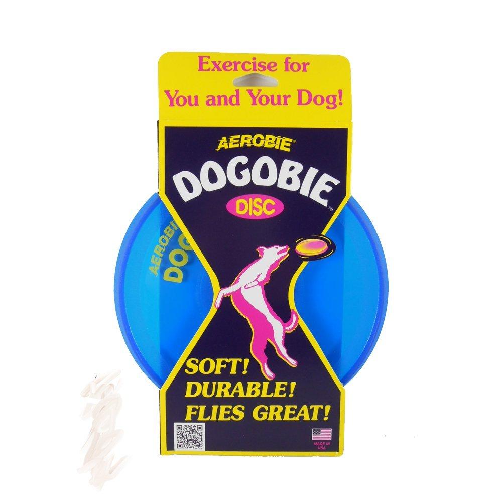Aerobie Dogobie K9 Dog Disc, Set of 3 by Aerobie