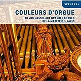 Improvisations sur un thème donné (Hilf, Herr meines Lebens): Pont du cornet
