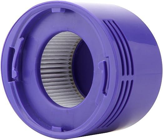 Filtro postal para aspiradora Dyson V8 HEPAFiltro de vacío para Dyson V8 Animal y Absolute Filtro de vacío inalámbrico reemplazo para parte 967478-01: Amazon.es: Hogar