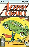 Action Comics #1( 50th Anniversary Reprint Edition Comic )