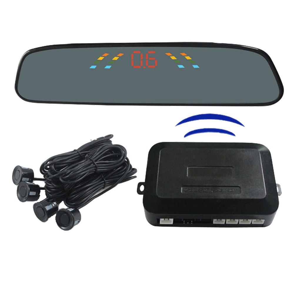 myhung Wireless de pantalla LCD Auto de R š ¹ ckspiegel ...