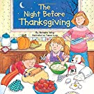 The Night Before Thanksgiving, by Natasha Wing