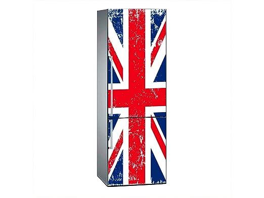 Vinilo Frigorífico Bandera Reino Unido 185x60cm | Varias Medidas ...