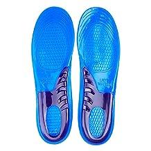 KevenAnna Gel Sports Shoe Inserts