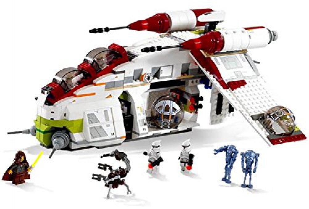 Amazon Lego Star Wars Republic Gunship 7163 Toys Games