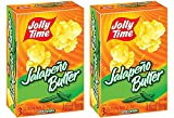 Jalapeno Butter Microwave Popcorn, 6 Bags Count Review