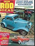 CUSTOM & ROD IDEAS Big-Block Chevy Van Mustang LA Roadster Swap Meet ++ 12 1974