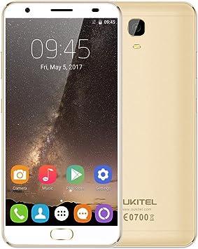 OUKITEL K6000 Plus Smartphone- Android 7.0, Pantalla 5.5 pulgadas ...