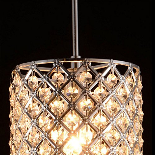 Pendant lights European Mini Crystal Chandelier, Luxury Modern Crystal Chandelier Chandelier Lighting by Pendant lights (Image #4)