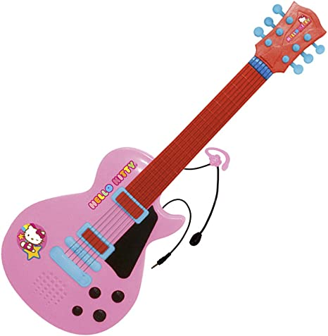 Reig REIG1505 - Guitarra eléctrica (plástico): Amazon.es ...
