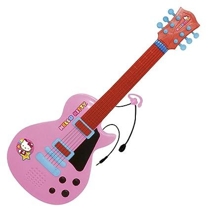 Reig REIG1505 - Guitarra eléctrica (plástico)