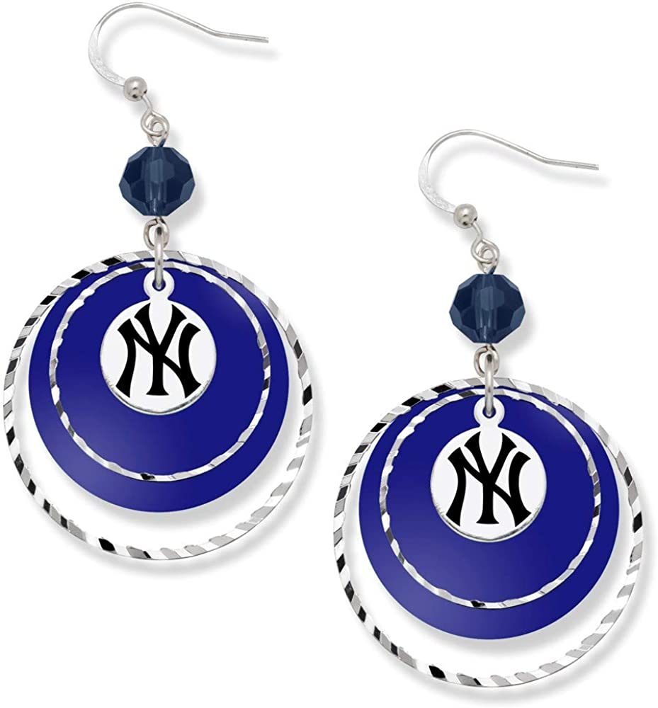 MLB New York Yankees NEW YORK YANKEES GAME DAY NECKLACE Size One Size