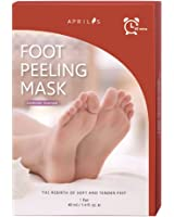 Foot Peel Mask, Antifungal Exfoliating Foot Mask for Dry and Dead Skin, Rebirth of Soft Baby Foot in a Week, Must-have Callus Remover, Available for Women & Men, Lavender