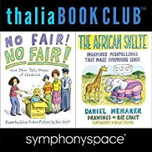 Thalia Book Club: Chast! Menaker! Trillin! Speech by Roz Chast, Calvin Trillin, Daniel Menaker Narrated by Adam Gopnik, Jane Curtin, Reg Rogers