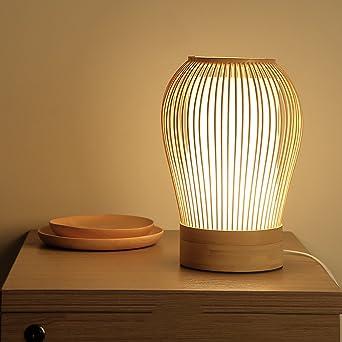 lampe a poser style japonais