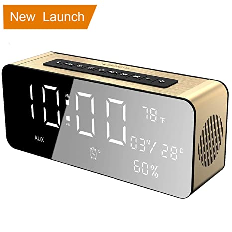 radio for office. Orionstar Alarm Clock Radio, Office Radio,Bluetooth Clock,Digital  9.4 Radio For Office H