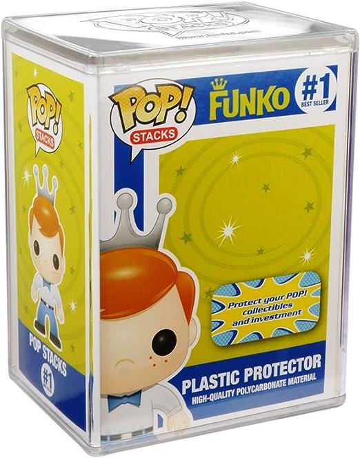 "Beyond 6/"" inch Pop Protector Display Case for Funko Vinyl Figures Protector"