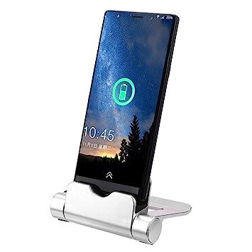 coloré (TM) Cargador Samsung Note 9, cargador de estación de ...