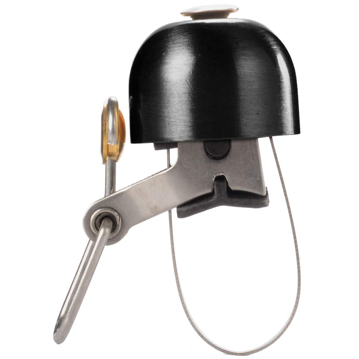 WANDERVOGEL Bike Bell Ring Retro Style Black
