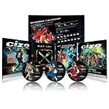 Shaun-T C1ZE Dance Workout 6 DVDs full Kit