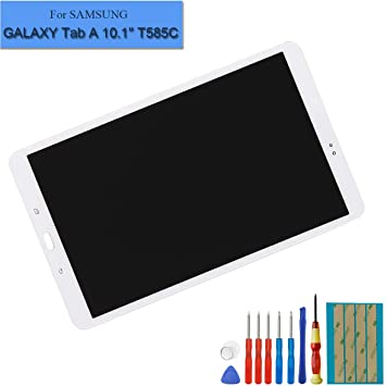 Touch Screen Digitizer for Samsung Galaxy Tab A 10.1 T580 T585 New LCD Display