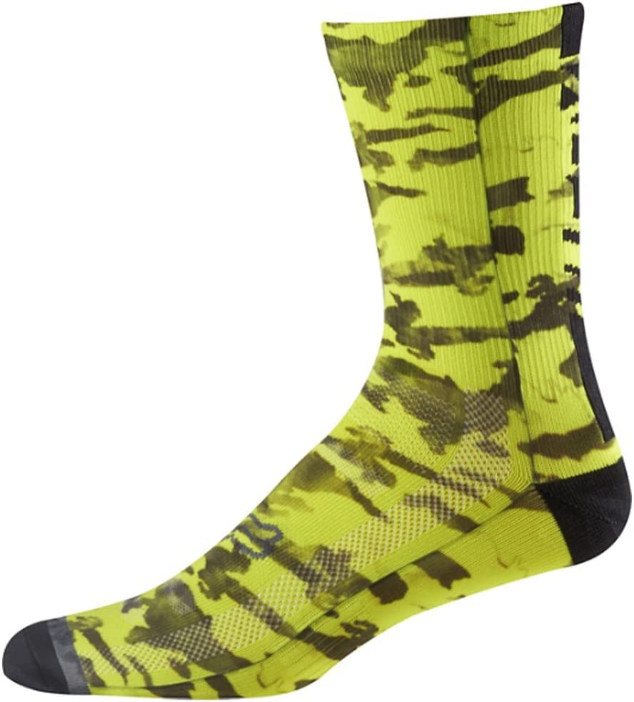 8 Creo Trail Sock Homme Fox Messieurs 8/CREO Trail Chaussettes