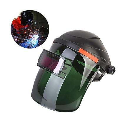 Casco de soldadura solar, protección automática de casco de soldadura/ máscara de soldar para