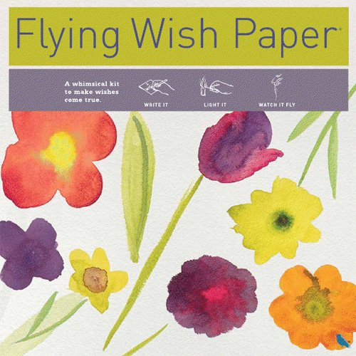 Flying Wish Paper May Bouquet, Large