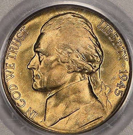 1955-D//S *RPM* Jefferson Nickel Error //// Gem BU //// 1 Coin 1