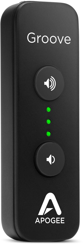 【正規輸入品】 Apogee Groove USB DAC ポータブルヘッドフォンアンプ 24bit/192kHz対応 Mac & PC対応 GROOVE   B00XR5HRBU