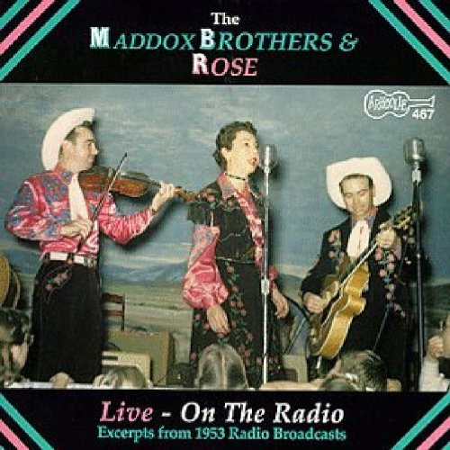 Live - On The Radio