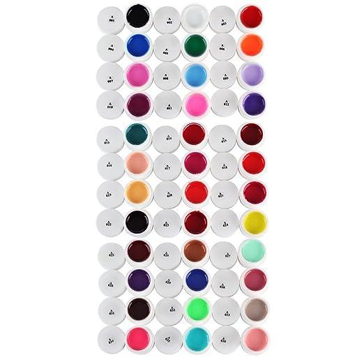 95 opinioni per Gel UV 36 Colori Da Scegliere Nail Art
