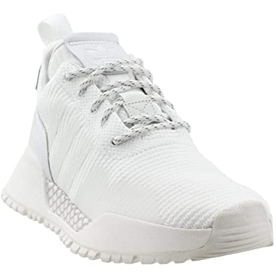 hot sale online 9b986 0e502 adidas Mens F1.4 Pk Athletic  Sneakers White