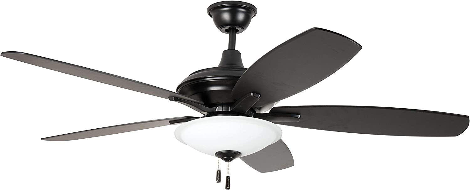 Craftmade JAM52FB5-LED Jamison Outlet ☆ Free Shipping Triple Mount Max 78% OFF Ceiling with Fan 52