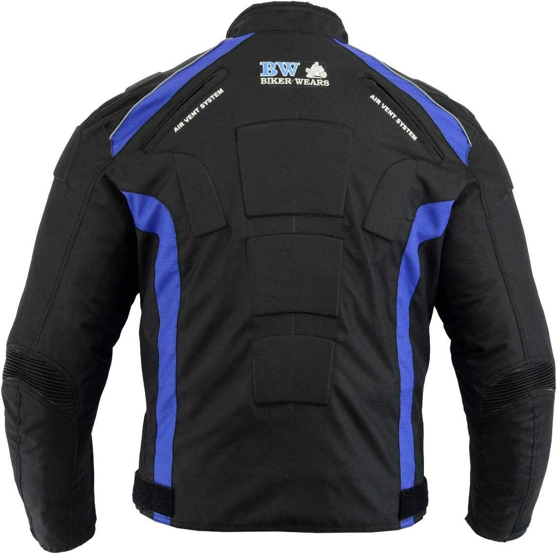 Mens Motorbike Motorcycle Waterproof Suit Biker Trousers and Jacket with Removable Armour