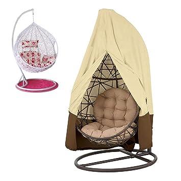 Mimiga Couverture De Chaise Suspendue Terrasse Exterieure
