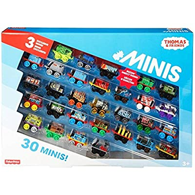 Fisher-Price Thomas & Friends MINIS [30 Pack] by Mattel