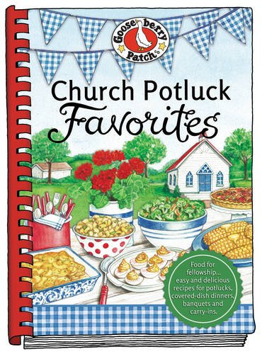 Church Potluck Favorites (Everyday Cookbook Collection) by Gooseberry Patch