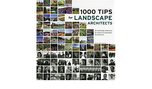 1000 Tips by 100 Landscape Architects: Amazon.es: Quartino ...