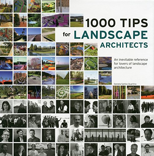 1000 Tips for Landscape Architects: An inevitable reference for lovers of landscape architecture ebook