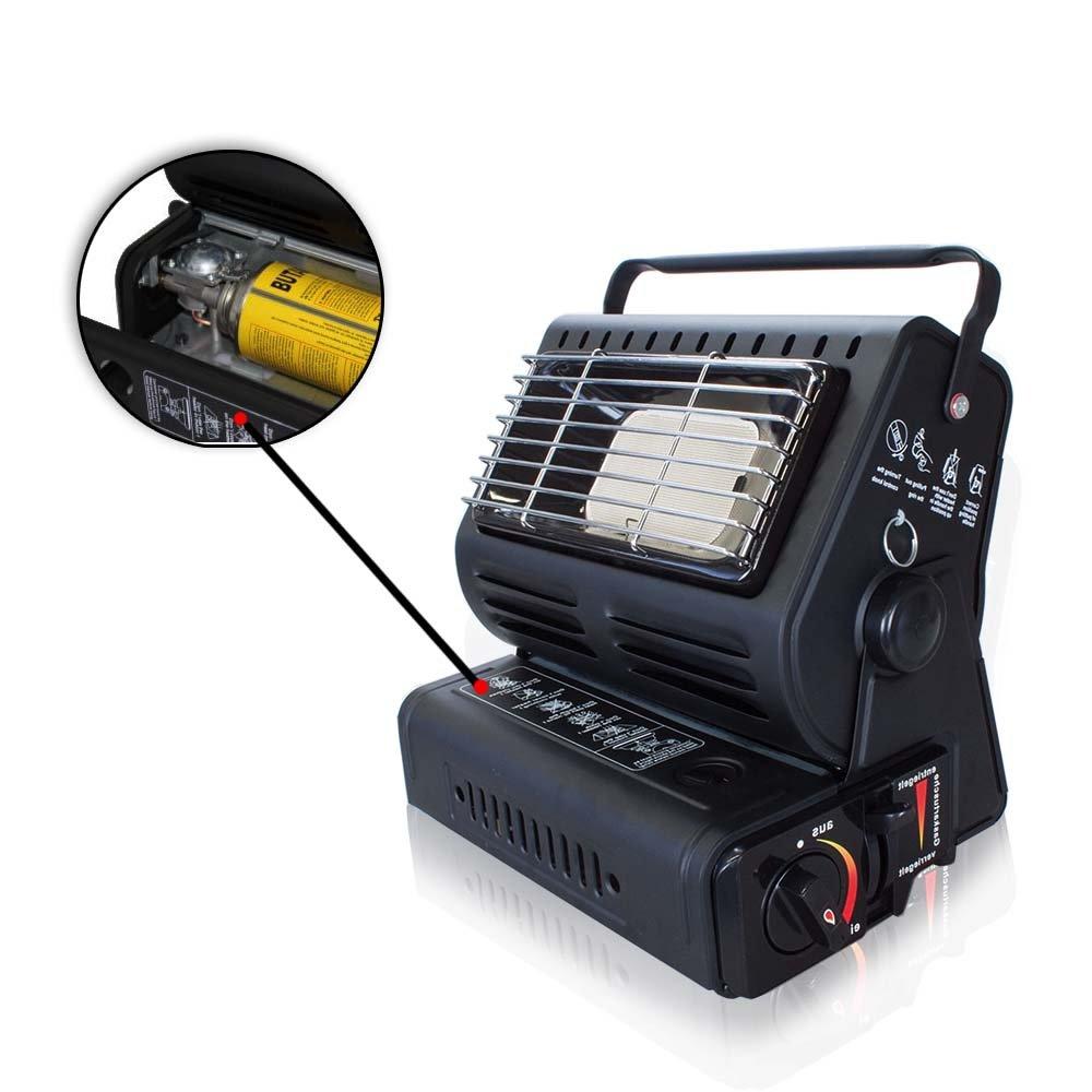 RSonic calefacción de gas cerámica radiador de gas calefacción para Tienda Outdoor caravana equipo de camping Cartuchos De Gas Butano para Parrilla Soplete ...