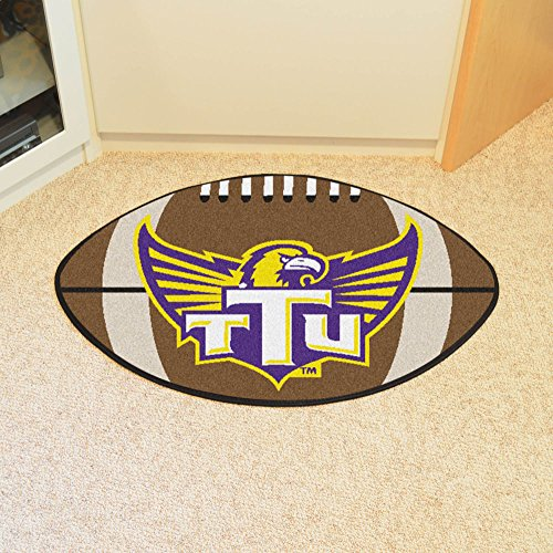 Fanmats Sports Team Logo Design Tennessee Technological University Football Rug 22