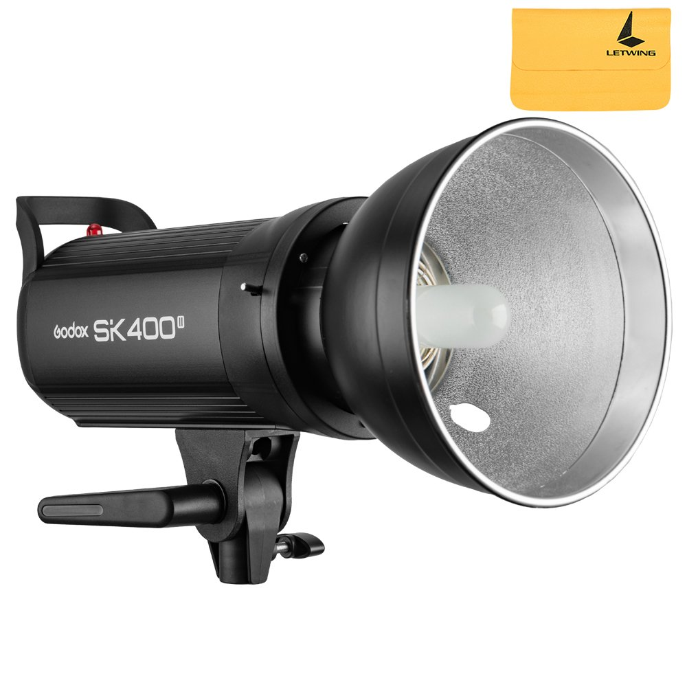 GODOX SK400II 400Ws 110V Professional Studio Strobe SK Series Power 5600K Max 400WS GN58 Flash Studio Light by Godox