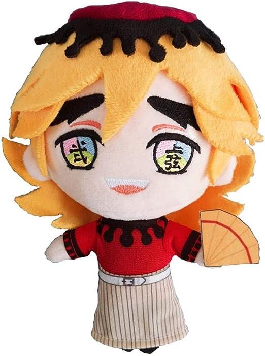Kimetsu no Yaiba Plush Stuffed Doll Toy Soft Warm hands Cute Gifts Demon Slayer