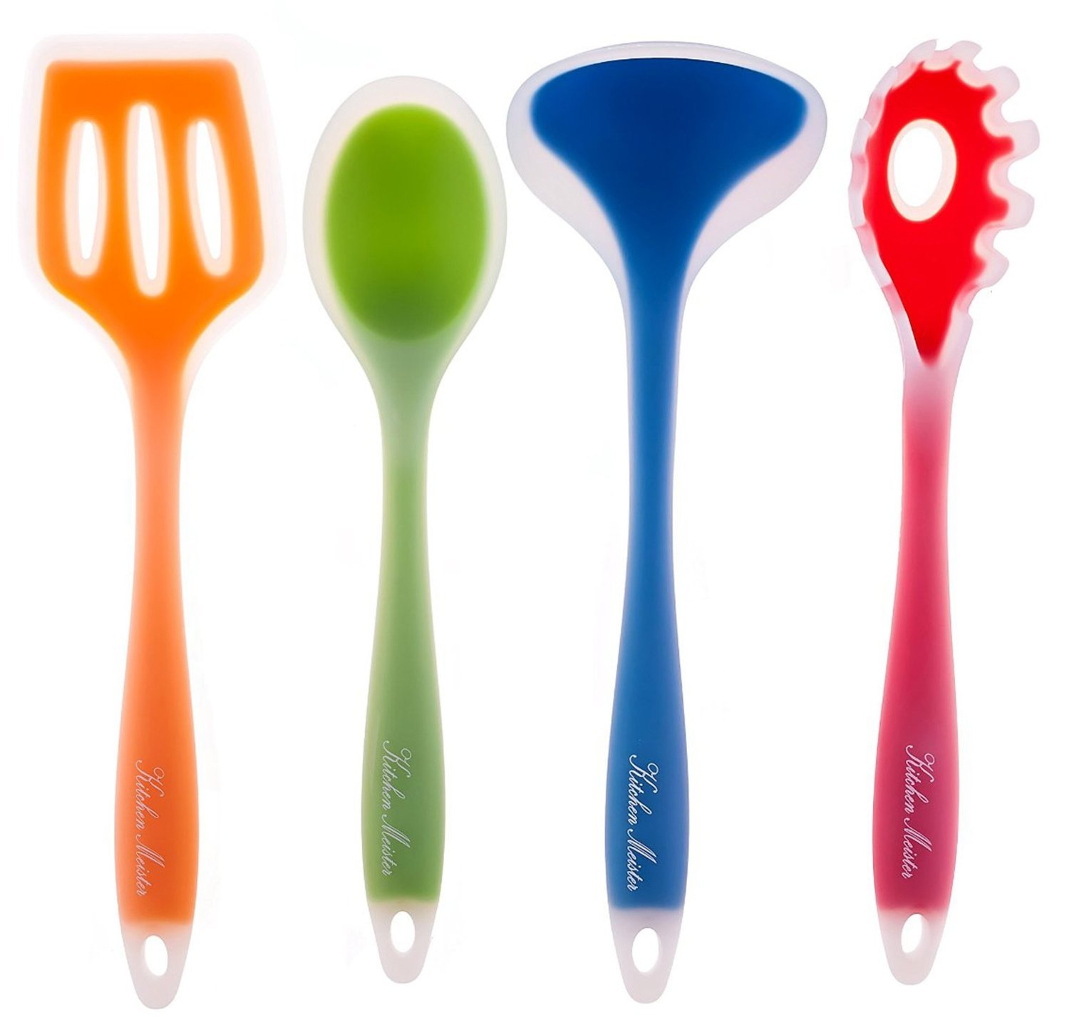 Amazon Silicone Nonstick Kitchen Cooking Utensil Spatula Tool