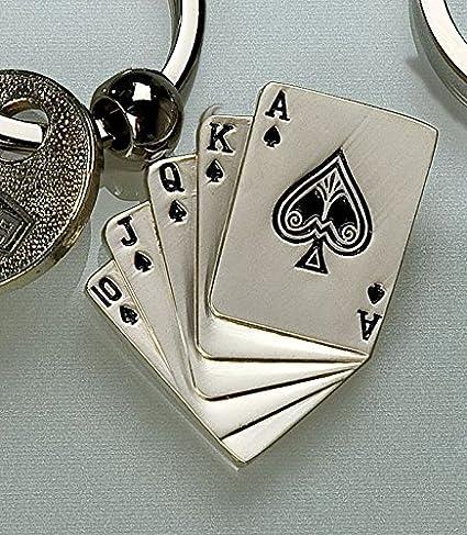 Gilde llavero Poker Skat tarjeta parte Flippi: Amazon.es ...