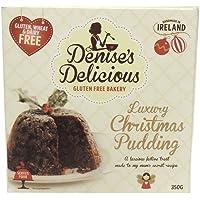 Denise's Delicious - Luxury Christmas Pudding - 350g