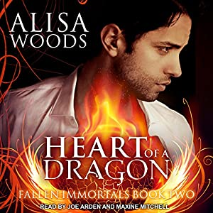 Heart of a Dragon Audiobook