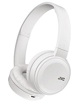 JVC Auriculares inalámbricos estéreo ha-s38bt-w (blanco) 【 Japón productos domésticos Genuine 】: Amazon.es: Electrónica