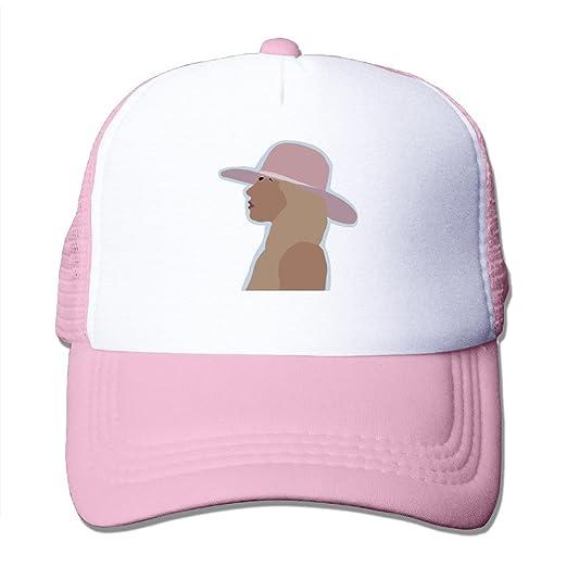 Amazon.com  Canan Cap Lady Gaga-01 Mesh Hat Trucker Baseball Cap (5 Colors)  Pink (6271006204004)  Books eabcfb32084